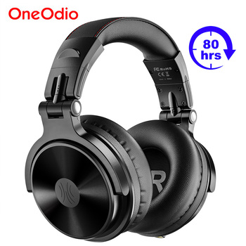 Oneodio Bluetooth Headphones Over Ear Stereo Wired Wireless Headset Bluetooth 5.0 Headphone With CVC8.0 Mic For Phone AAC Code 1