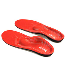 3ANGNI Orthotic Arch Support Shoe insole Severe Flat feet Inserts Pad Orthopedic Insoles Heel Plantar Fasciitis Men Woman(China)