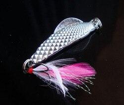 Przynęta cekinowa ptaszka wodna 12G metalowa przynęta cekiny Bass Topmouth Culter zaprojektowany  aby zabić sztuczna przynęta sprzęt wędkarski w Przynęty od Sport i rozrywka na