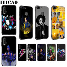 IYICAO Descendants 3 Cameron Boyce Soft Silicone Case for Huawei Honor view 20 9X Pro 10 9 8 Lite 8X 8C 7X 7C Note