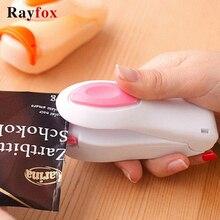 מטבח גאדג טים מיני איטום מכונה נייד חום אוטם פלסטיק תיק אחסון מנות שימושי חומרי איטום קל לresealer עבור מזון חטיפים