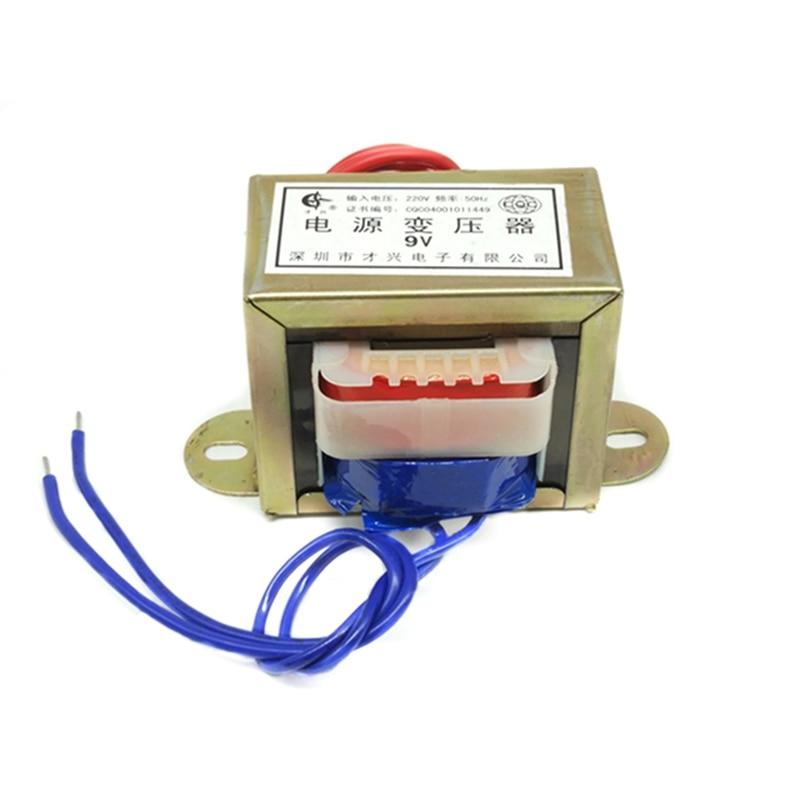 Image 3 - transformador 50W power audio transformer input 380V220V to AC 6V9V12V15V18V24V30V36V110V single double AC transformerTransformers   -