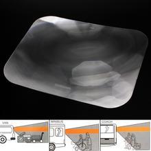 цена на 1pcs ABS Durable Wide Angle Fresnel Lens Car Parking Reversing Sticker Suitable for Car