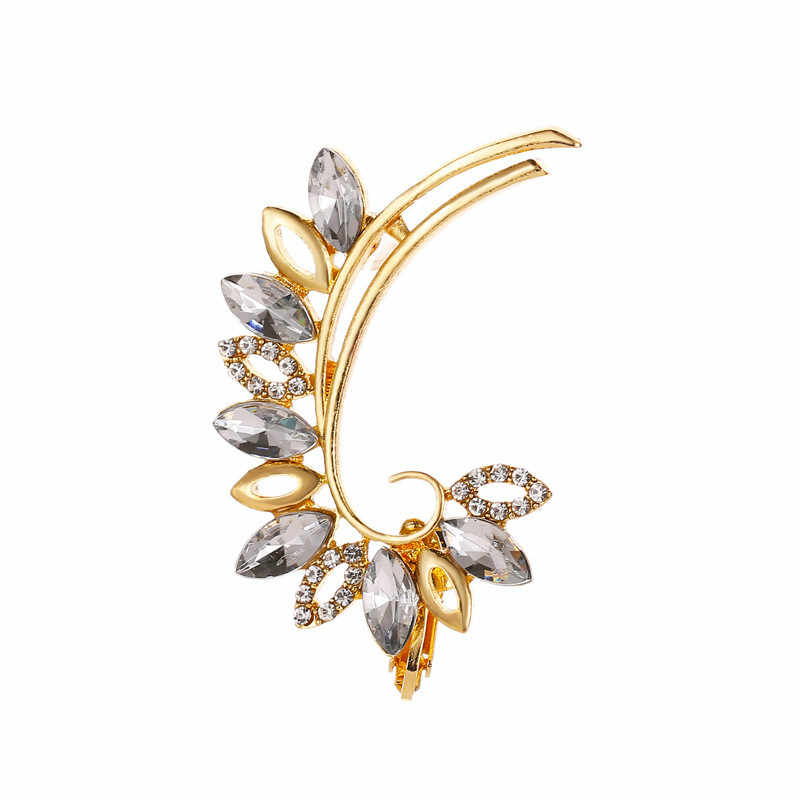 1Pcs מלא קידוח זהב כוכב ים יהלומים אוזן הרבעה המפלגה טובות לחג האהבה מתנות אורחים לטובת צד מזכרות