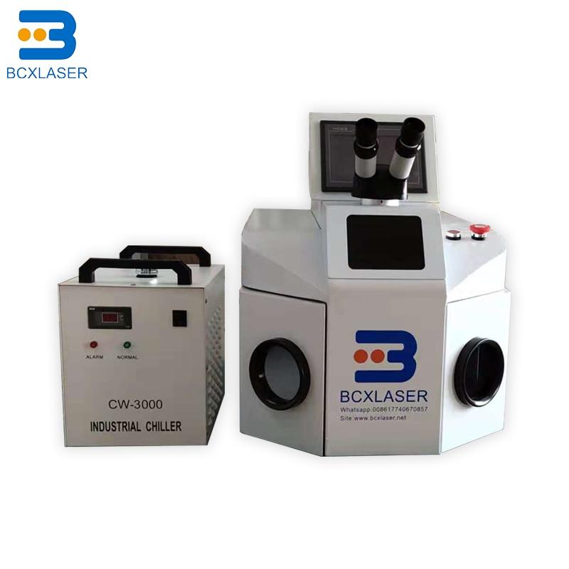 Machine de soudage Laser compétitive du fournisseur de menton