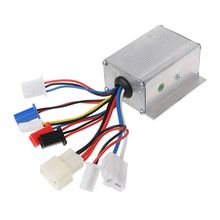 DC 24V 250W Motor Brush Speed Controller for E-Bike Electric Bike Bicycle Scooter dc 24v electric motor brushed 250w 2750rpm 2 wired chain for e bike scooter