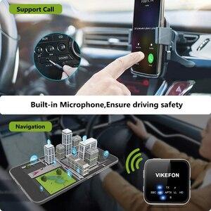 Image 5 - דיבורית שיחת Bluetooth 5.0 מקלט משדר CSR8675 AptX HD/LL 3.5mm AUX RCA אודיו אלחוטי מתאם עבור טלוויזיה רכב רמקול מחשב