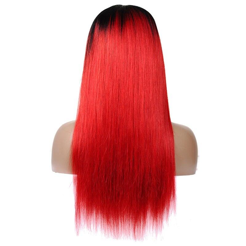 13x4 cabelo reto peruca dianteira do laço perucas de cabelo humano remy
