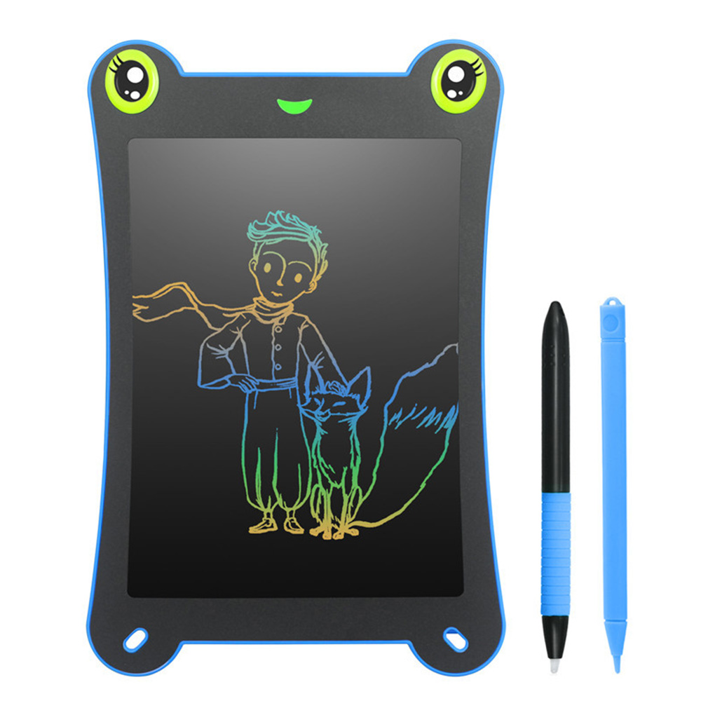 Drawing Toys 8 5 inch LCD Writing board Colors screen Ultra thin Handwriting Tablets Portable E writer Message Kids Educational in Drawing Toys from Toys Hobbies