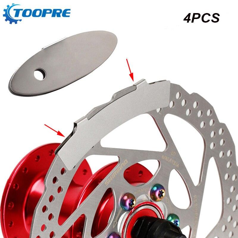 2Pcs MTB Disc Brake Pads Adjusting Tool Bicycle Pad Mounting Assistant Brake Pad