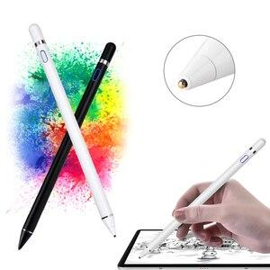 Rysik dotykowy do Apple ołówek iPad iPhone 6 7 8 Plus X XS 11 Pro Max do tabletu Samsung Huawei Xiaomi OPPO Vivo