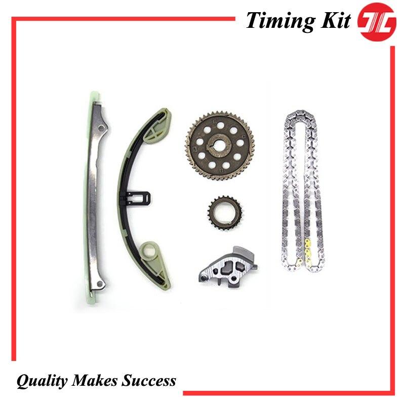 TCK0904-JC 타이밍 체인 키트 혼다 시티 1.5l 2013-l15b 엔진 예비 부품 스프로킷/가이드/텐셔너