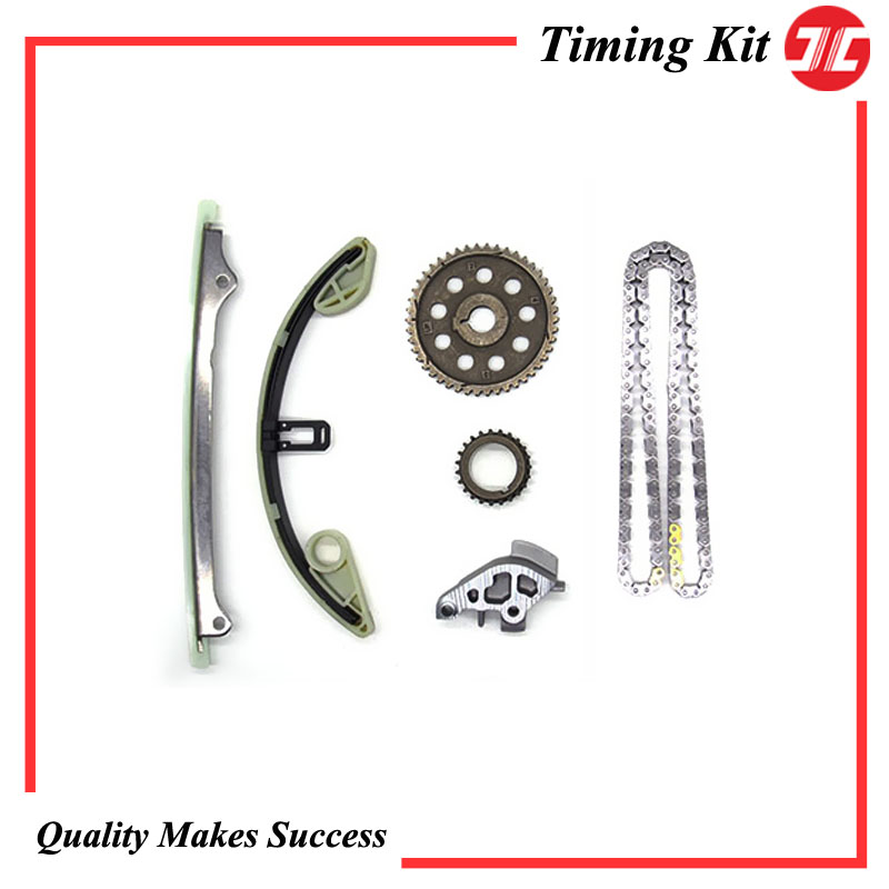 TCK0904-JC Catena di Distribuzione Kit per Auto Honda City 1.5L 2013-L15B Motore Pezzi di Ricambio con Ruote Dentate/Guida/ tenditore