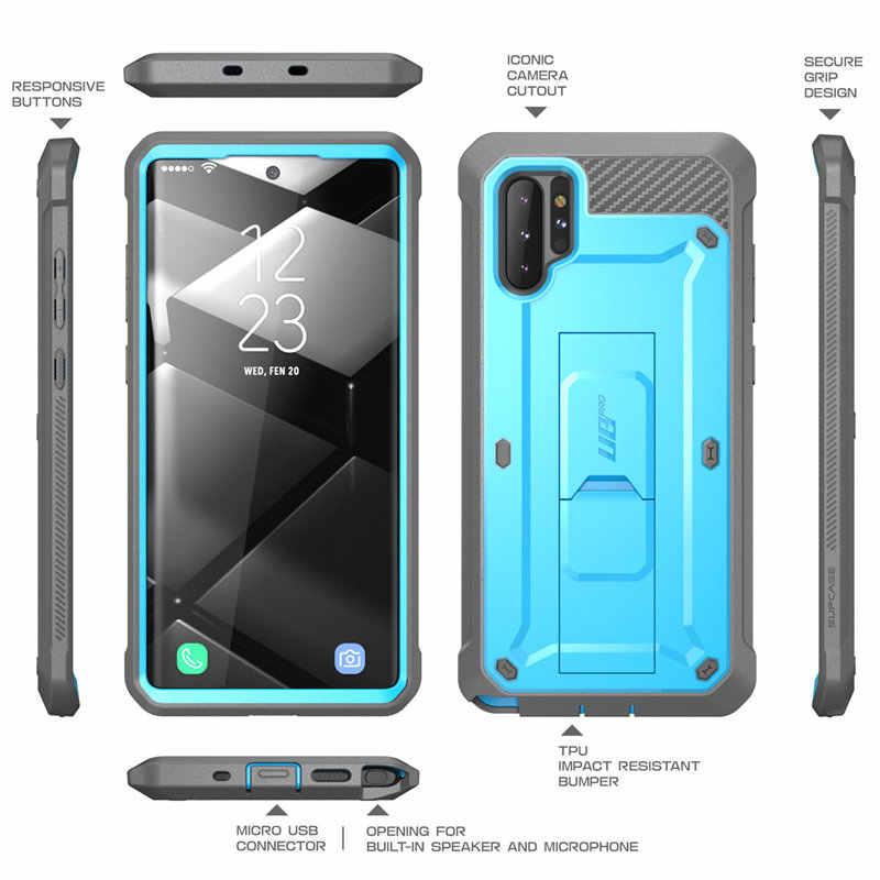 Untuk Samsung GALAXY Catatan 10 Plus (2019) SUPCASE UB Pro Full-Body Kasar Sarung Cover Tanpa Built-In Screen Protector