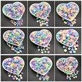 Оптовая Продажа Красочные акриловые бусины для ручной работы DIY ожерелье браслет ювелирных изделий