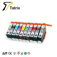 Tatrix pgi72 PGI 72 컬러 호환 프린터 잉크 카트리지 canon pixma pro 10 pro 10 PRO 10S pro 10 s