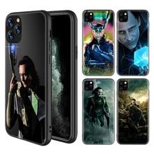 Loki Thor Marvel Cases for Apple iPhone