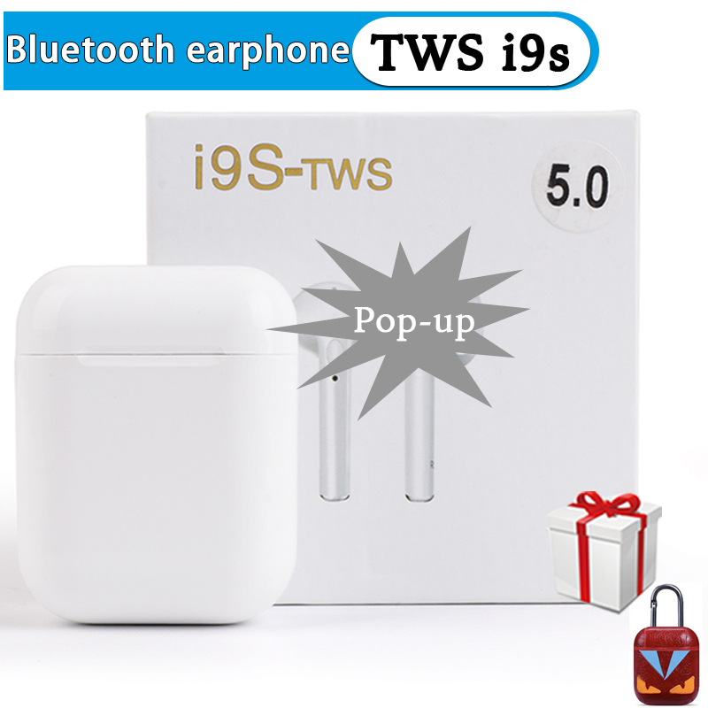 Wireless Bluetooth Earphones i11 TWS True Wireless Stereo Sport Earbuds For Gamer With TWS Earphone Accessories Protective Cover in Bluetooth Earphones Headphones from Consumer Electronics
