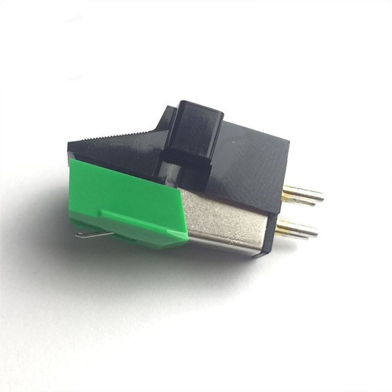 For AT95E Record Player Stylus 3 Speed 13mm Pitch Record Cartridge High Quality