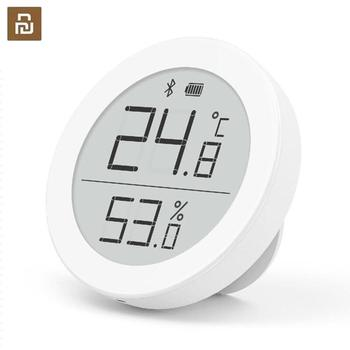 Youpin Cleargrass Bluetooth Temperature Humidity Sensor Data storage E-Link INK Screen Thermometer Moisture Xiaomi mijia Mi APP