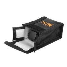 Mavic мини батарея Защитная сумка для хранения LiPo излучения пожаробезопасный безопасный взрывозащищенный чехол для DJI Mavic мини батареи дрона