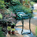 2018 NEUE HEIßE Verkauf Multifunktionale Klappgartenknie und Sitz TV Produkte Zufällig Farbe Outdoor Stuhl Garten Stühle auf