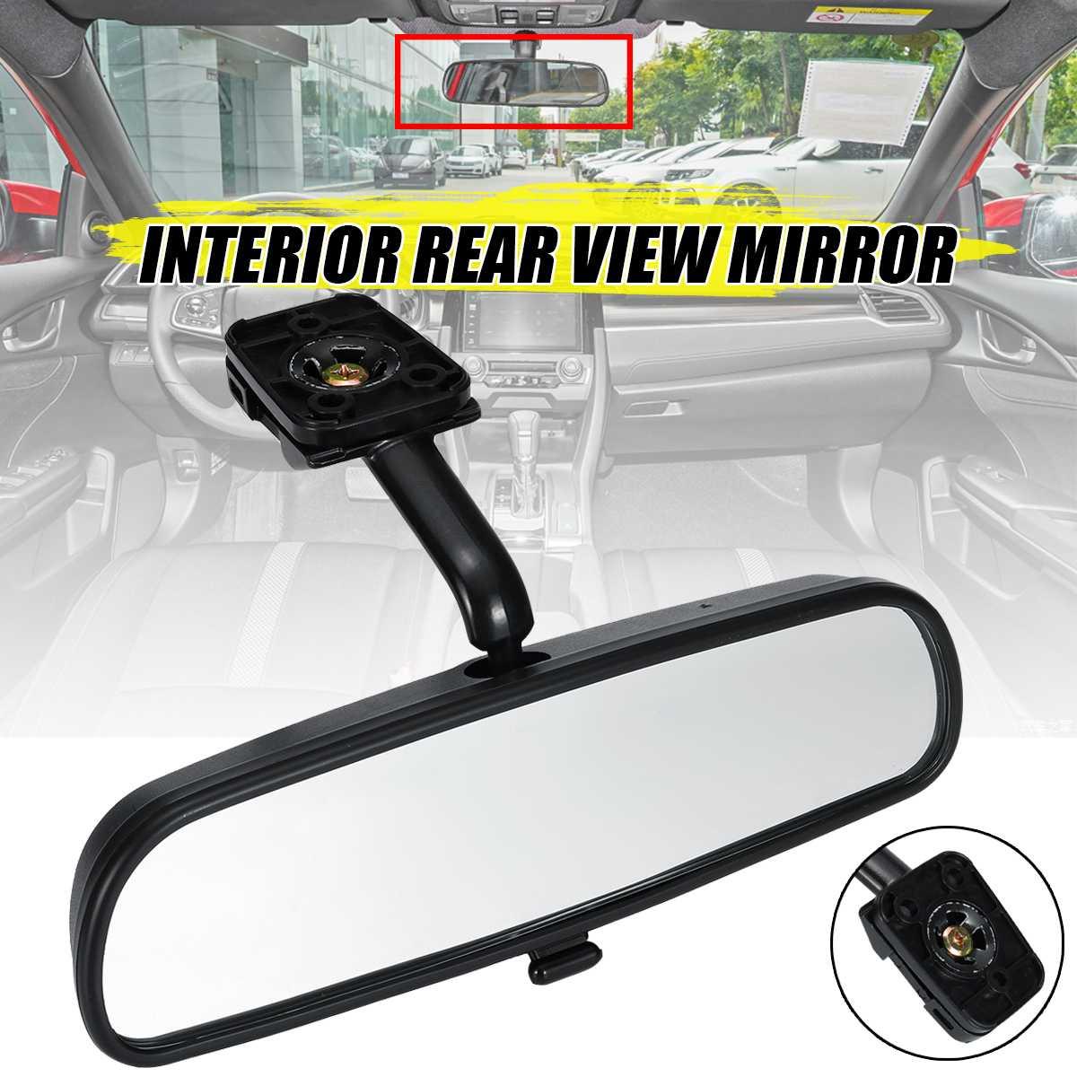 Car Interior Rearview Mirror Rear View Mirror Automobile Car Interior Accessories For Honda Civic 1996 1997 1998 1999 2000