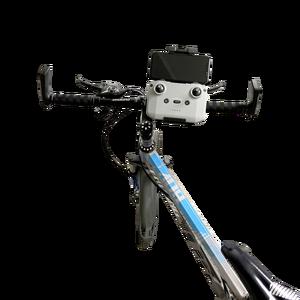 Image 2 - دراجة دراجة هوائية جبلية تصاعد قوس ل DJI Mavic الهواء 2/الهواء 2s/ Mini 2 تحكم عن بعد