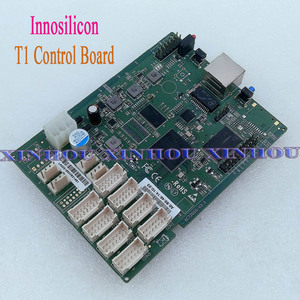 BTC BCH miner Innosilicon T1 Data Circuit Board Control Board Motherboard Replace For Bad Asic miner Innosilicon T1 16T Part(China)