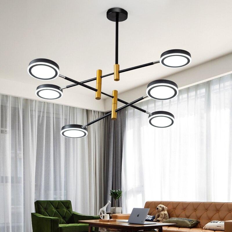 Nordic Luminaria Pendant Lights Iron  LED  Pendant Lights Industrial Lamp