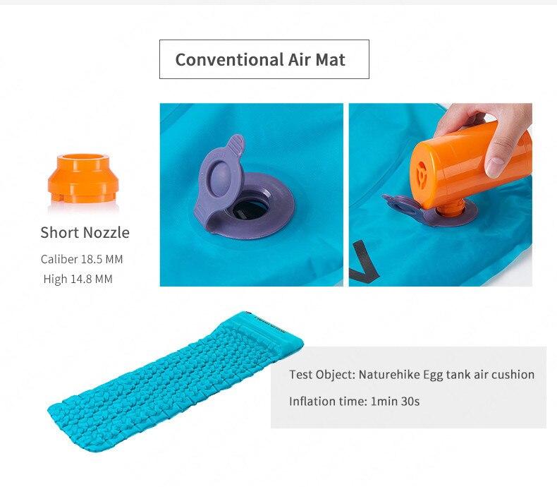 portátil umidade-prova esteira pneumática multifunções pneumática
