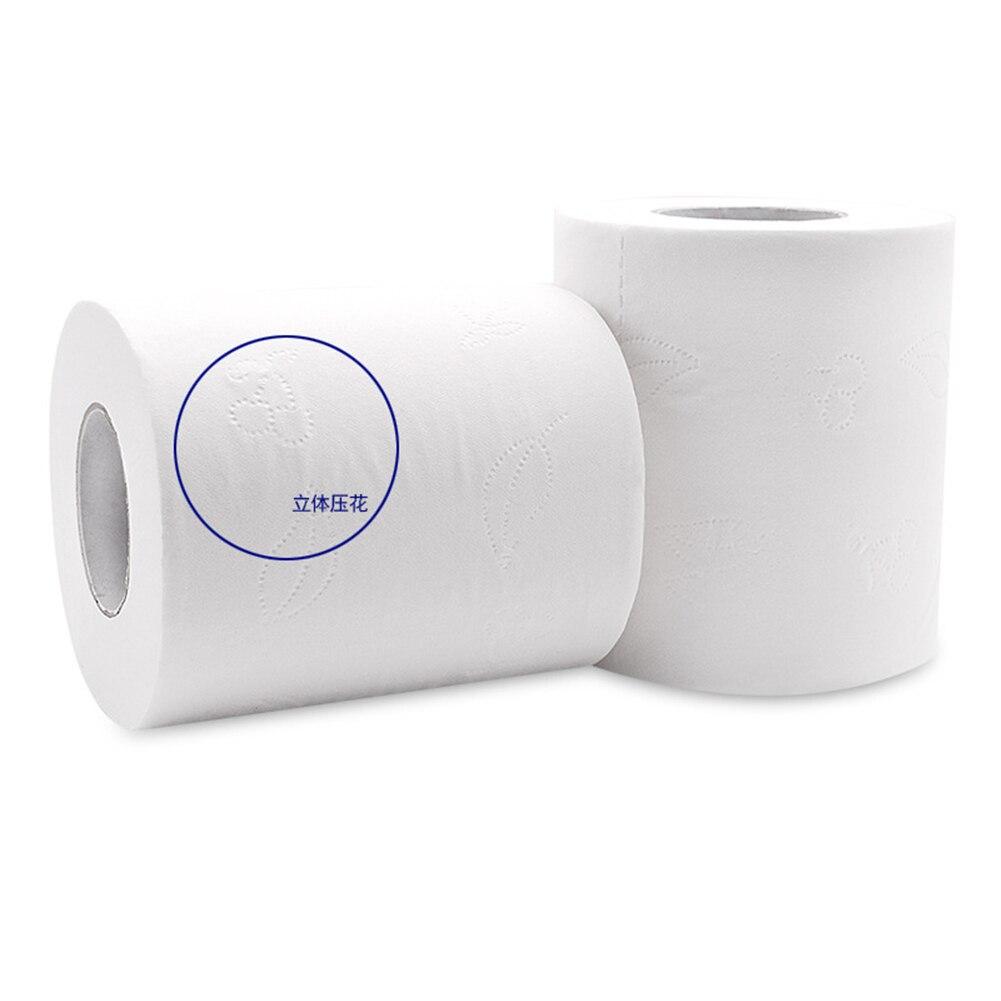 da polpa do papel higiénico para a