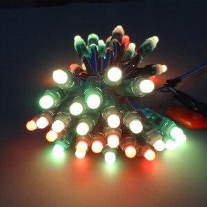 Image 4 - 1000 Pcs di Colore Completo WS2811 IC Pixel RGB HA CONDOTTO LA Luce del Modulo Grande per la decorazione di pubblicità luci DC5V/12V