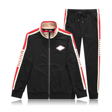 Star bags double GG letter 2020 new sportswear suit with men's fashion
