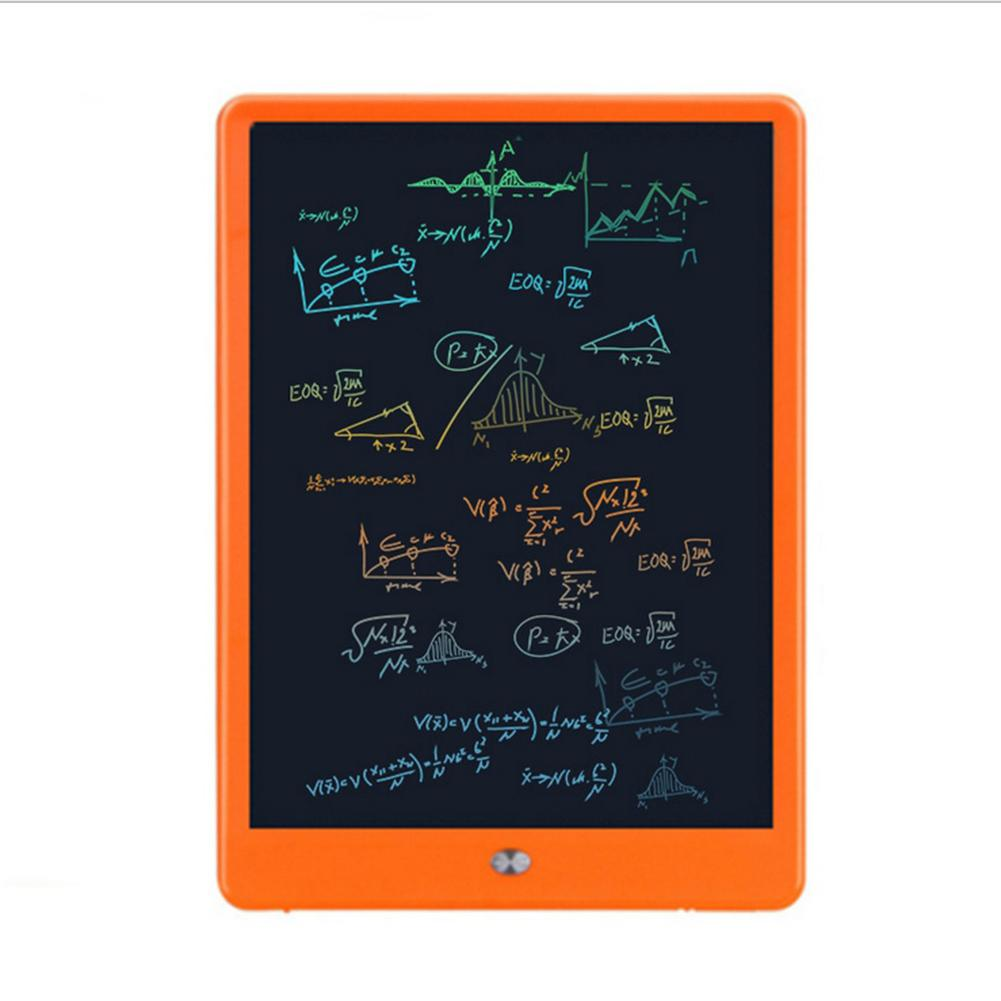 Высокое качество 10 дюймов детский альбом для рисования ЖК-дисплей планшет для письма красочные Экран Doodle доска для рисования видение защиты для возрастов 2