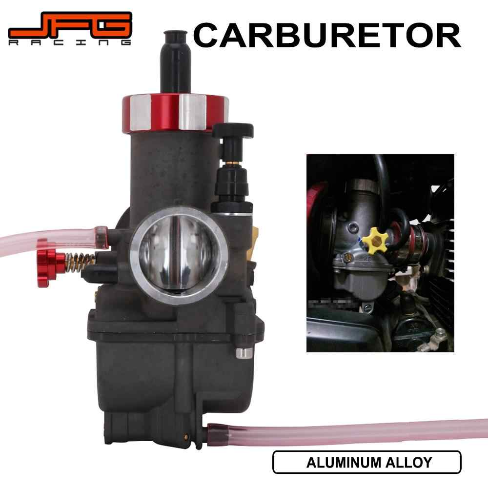 Moto 28MM PE28 PE 28 carburateur Carburador Carb câble manuel pour NSR150 saleté vélo Scooter ATV Quad course Moto