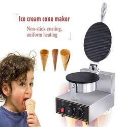 Sprzedaży gofry chispie maszyna gofrownica stożek ekspres gofrownica lody maszyna do wytwarzania wafli chrupiąca maszyna do jajek bułek Cookie w Roboty kuchenne od AGD na