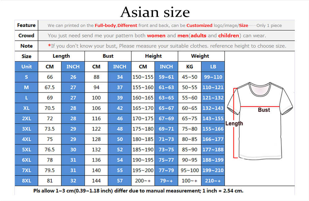 UJWI 3D Stampa Su Ordinazione Delle Donne/Degli Uomini T Camicette Cotone Poliestere Oversizes Camicette Fabbrica Dropship FAI DA TE Squadra concorso Abbigliamento Da Corsa