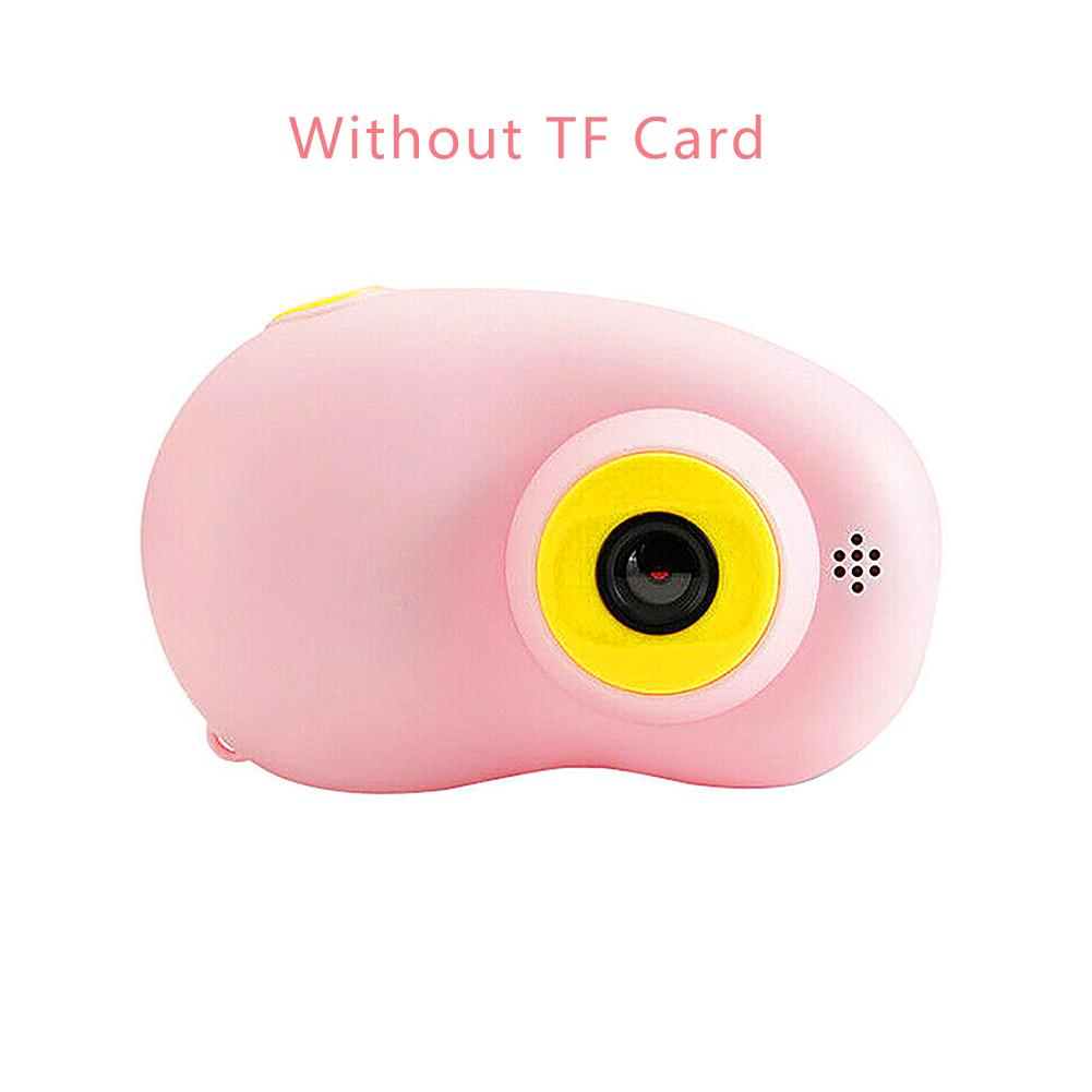 2.0 Inch Mini Kid Camera 1080P HD Children Mini Digital Camera Can Take Pictures Video Photography Props Children Christmas Gift