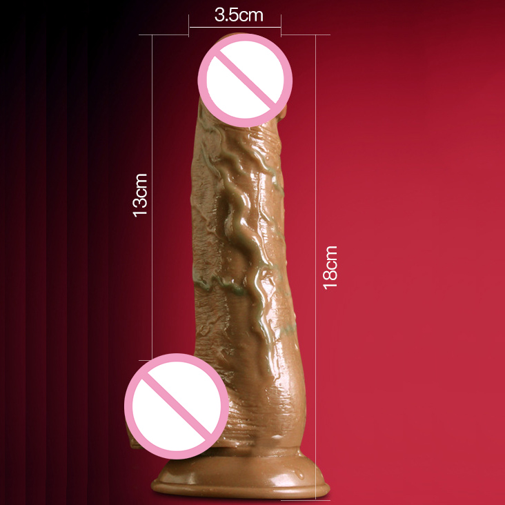 Женский Usb зарядный вибратор с реалистичной кожей Косплей счастливое удовольствие реквизит