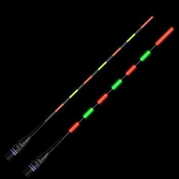 Pływaki wędkarskie światło nocne Luminous Float Super jasne nocne wędkowanie LED Smart Float Top Luminous Ultra Sensitive Electronic Flo tanie i dobre opinie DUUTI CN (pochodzenie) Pływak rybackiej Nano Długi ogon Morze łodzi rybackich Fishing Float Top Rock wędkowanie boja
