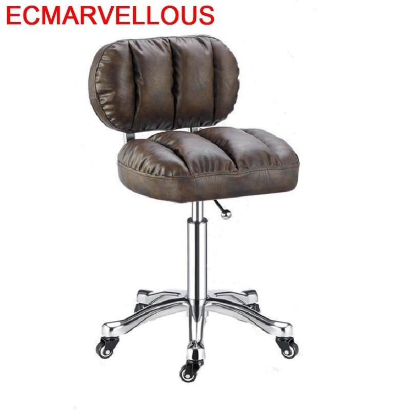 Nail Mueble Barbero Sedie Furniture Stuhl Cadeira Barbeiro Beauty Salon Sedia Stoel Silla Barbershop Barbearia Shop Barber Chair