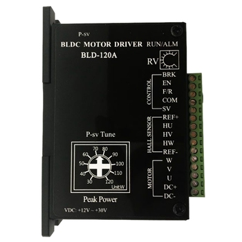 12-36V DC 500W Brushless Motor Controller Hall Balanced Car LDC Driver Board BGS
