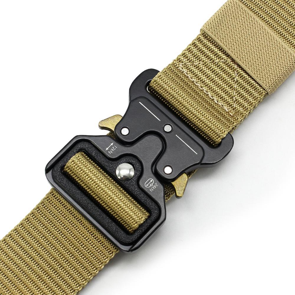 New Cobra Buckle Tactical Belt 8