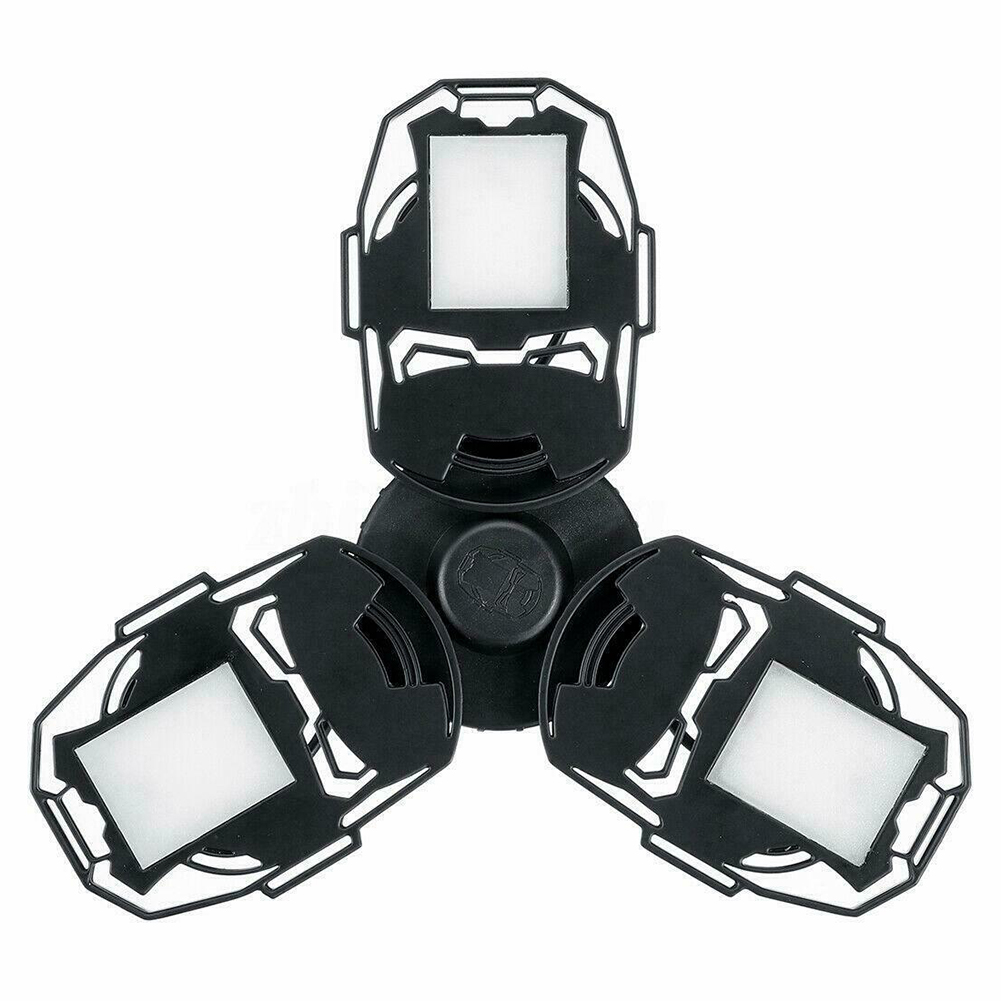 144 светодиодный светильник гаражный свет светодиодный деформируемый светильник лампа подвесного светильника 60 Вт Водонепроницаемый промышленный свет 85-265 в высокой интенсивности светильник для цеха