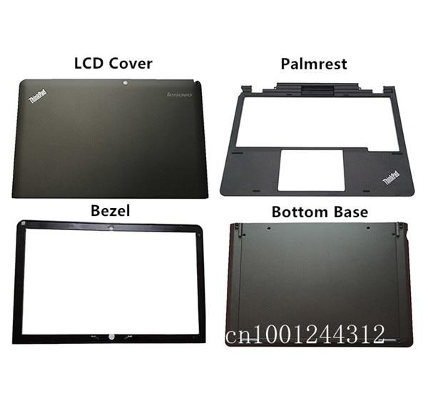 Genuine Lenovo Thinkpad X1 Yoga 20FQ 20FR LCD Back Cover SCB0K40145 01AW968
