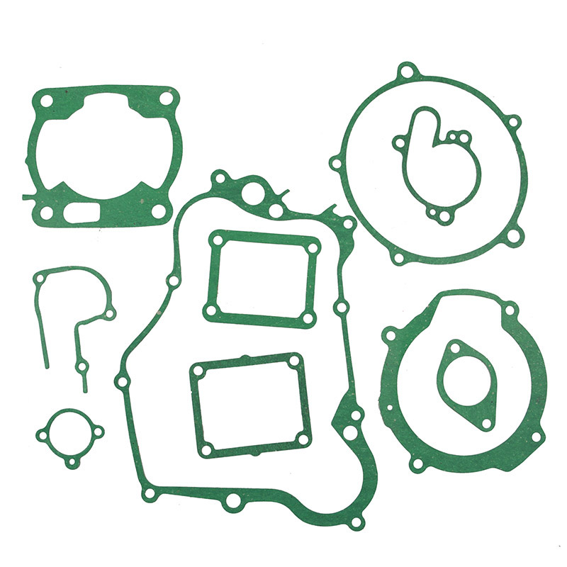 LOPOR For YAMAHA YZ125 <font><b>YZ</b></font> <font><b>125</b></font> <font><b>1992</b></font> Motorcycle Engines Crankcase Covers Cylinder Gasket Kit Set image