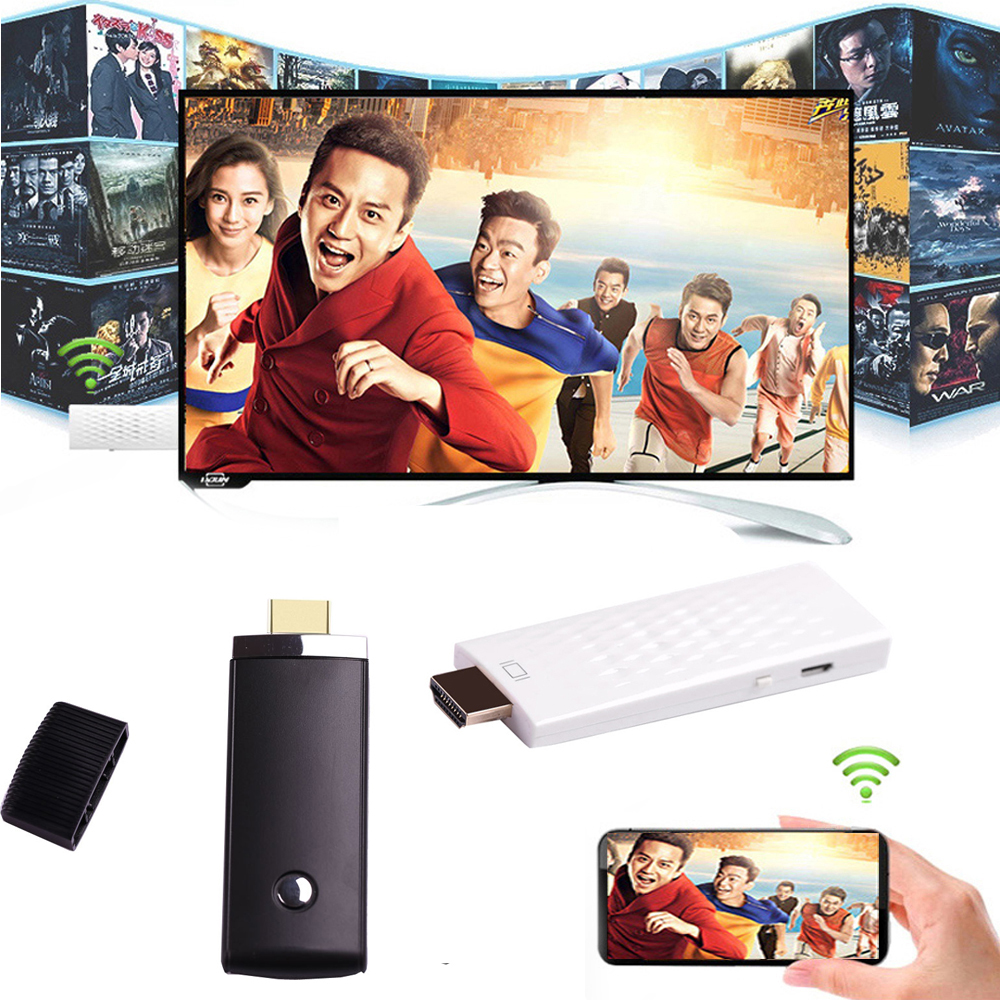 HD HDMI Wireless Wifi Adapter Airplay Phone to TV for iPad for iPhone - Mobile Phone Accessories and Parts