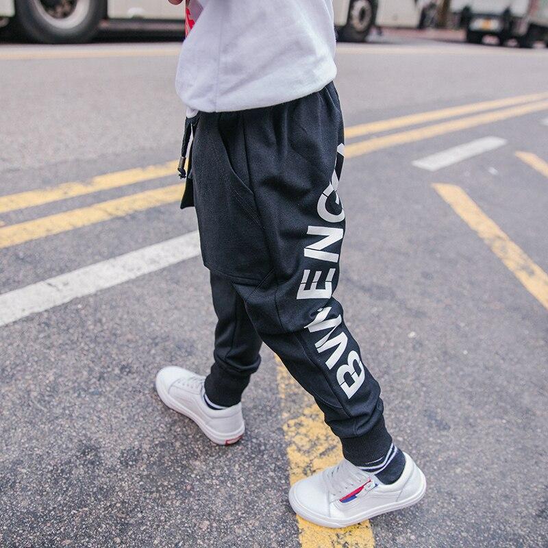 Original Design Spring Models Pants dan ku 2021 New Children's Clothing Korean Version of the  Sports Pants Male Trousers 3