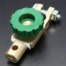 1Pc Motorcycle Battery Terminal Link Quick Cut-off Switch Rotary Disconnect Isolator Car Truck Parts